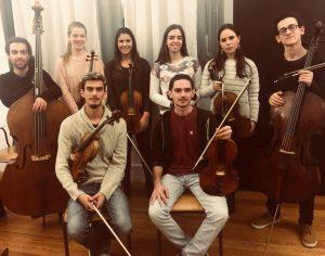 Ensemble de Violas da ESML