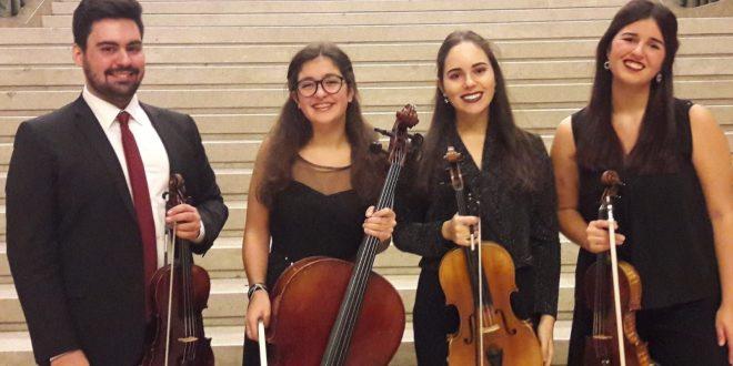 Quarteto da Orquestra Sinfónica Juvenil