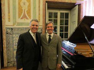 RECITAL DE VIOLA DE ARCO E PIANO