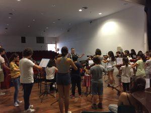 Masterclass de cordas e orquestra | Conservatório de Música da Covilhã