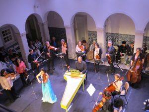 Ciclo de Música no Convento dos Capuchos