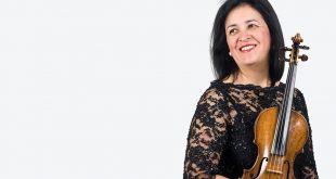 Masterclasse de violino no Festival Ibero-Latino-Americano